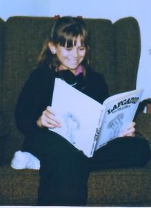 Xmas Day 1983 - Nana's