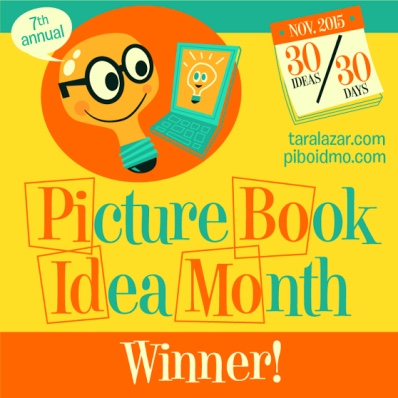 Picture Book Idea Month November 2015 Winner