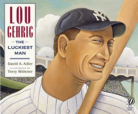 lou gehrig the luckiest man by david adler pdf