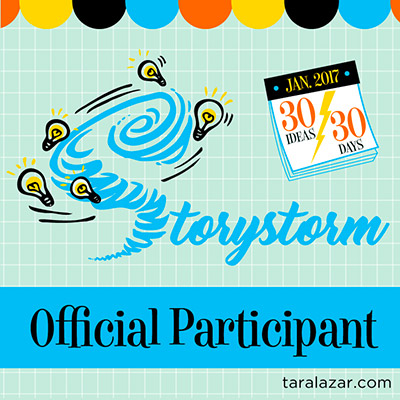 Storystorm Official Participant